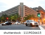 washington  dc   june 02  2018  ...   Shutterstock . vector #1119026615