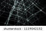 abstract digital background.... | Shutterstock . vector #1119042152