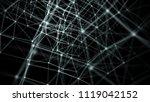abstract digital background.... | Shutterstock . vector #1119042152
