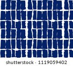 geo pattern  japanese kimono... | Shutterstock .eps vector #1119059402