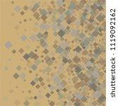 rhombus vintage minimal...   Shutterstock .eps vector #1119092162