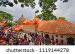 guwahati  india   june 23  2018 ...   Shutterstock . vector #1119144278