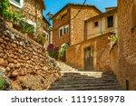 spain majorca  view of... | Shutterstock . vector #1119158978