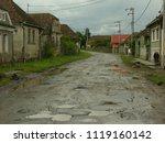 transylvania  romania   romania ...   Shutterstock . vector #1119160142