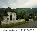 transylvania  romania   romania ...   Shutterstock . vector #1119166892