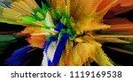 computer generated illustration ... | Shutterstock . vector #1119169538