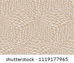 abstract artistic seamless...   Shutterstock .eps vector #1119177965