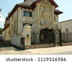 transylvania  romania   romania ...   Shutterstock . vector #1119316586