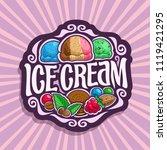 Logo For Ice Cream 3 Scoop...