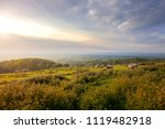 evening time at dover's hill... | Shutterstock . vector #1119482918