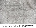 old gray wall background of... | Shutterstock . vector #1119497375