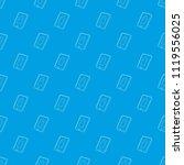 gadget charging battery pattern ... | Shutterstock .eps vector #1119556025