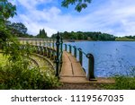 a view towards the eastern bank ... | Shutterstock . vector #1119567035