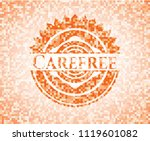carefree abstract emblem ... | Shutterstock .eps vector #1119601082