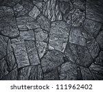 Gray Stone Floor Texture Design