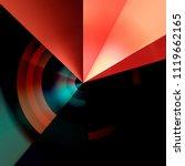 modern architecture background... | Shutterstock . vector #1119662165