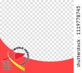 vector illustration of world...   Shutterstock .eps vector #1119778745