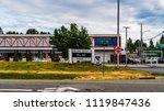 vancouver blaine hwy  surrey ... | Shutterstock . vector #1119847436