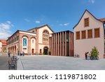 selestat  france   june 23 ... | Shutterstock . vector #1119871802