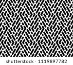 abstract geometric pattern with ... | Shutterstock .eps vector #1119897782
