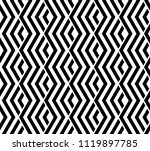 abstract geometric pattern with ... | Shutterstock .eps vector #1119897785