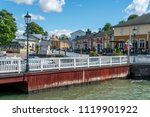 naantali  finland   23 6 2018 ... | Shutterstock . vector #1119901922