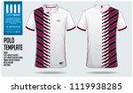 england team polo t shirt sport ... | Shutterstock .eps vector #1119938285