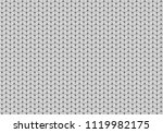 seamless knitted background.... | Shutterstock .eps vector #1119982175