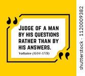 vectors quote. judge of a man... | Shutterstock .eps vector #1120009382