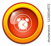 vector alarm system. alert time ... | Shutterstock .eps vector #1120014572