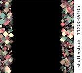 rhombus trendy minimal...   Shutterstock .eps vector #1120046105