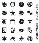 set of vector isolated black...   Shutterstock .eps vector #1120047548