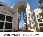 tel aviv  israel   june 12 ... | Shutterstock . vector #1120118495
