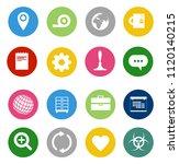 vector startup new business... | Shutterstock .eps vector #1120140215