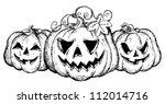 Halloween Theme Drawing 2  ...