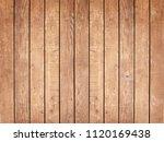 wood texture fol floor  | Shutterstock . vector #1120169438