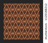 laser cutting interior panel....   Shutterstock .eps vector #1120188212