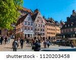 nuremberg  germany   april 14 ... | Shutterstock . vector #1120203458