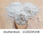 close up of tapioca starch or...   Shutterstock . vector #1120234148