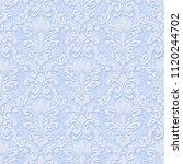 vector volumetric damask...   Shutterstock .eps vector #1120244702