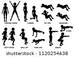Squat. Sport Exersice....