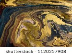 marble abstract acrylic... | Shutterstock . vector #1120257908