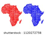 sketch african letter text...   Shutterstock .eps vector #1120272758