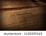 First Amendment Of The Us...