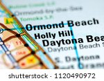 holly hill. florida. usa on a...   Shutterstock . vector #1120490972