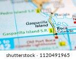 gasparilla island. florida. usa ...   Shutterstock . vector #1120491965