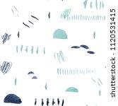 white seamless pattern... | Shutterstock . vector #1120531415