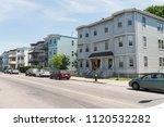 boston  massachusetts   june 14 ... | Shutterstock . vector #1120532282