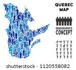vector population quebec... | Shutterstock .eps vector #1120558082