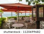 montego bay  jamaica   june 05...   Shutterstock . vector #1120699682